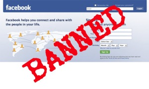Facebook Blocked in India ?